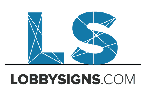 Logo for LobbySigns.com